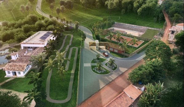 Perspectiva Ouro Ville Residencial